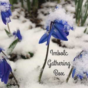 Imbolc Gathering Box 2018